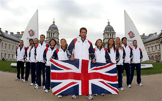 Team GB 2012